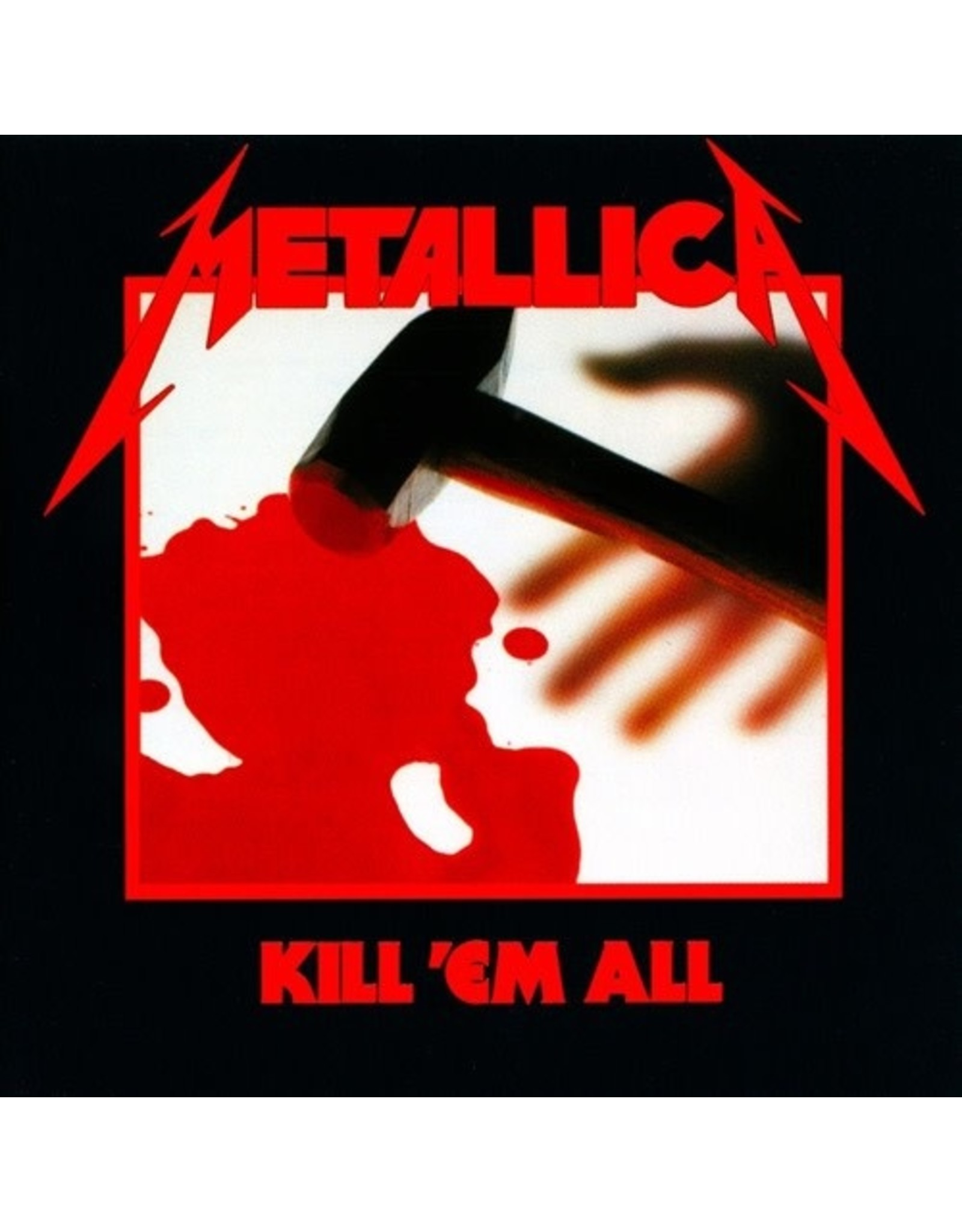 Blackened Metallica: Kill 'Em All LP