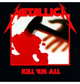 Blackened Metallica: Kill 'Em All LP