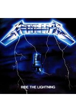 Blackened Metallica: Ride The Lightning LP