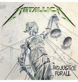 Blackened Metallica: ...And Justice For All LP