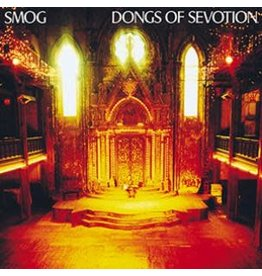 Drag City Smog: Dongs Of Sevotion LP