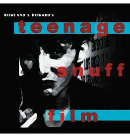 Fat Possum Howard, Rowland S.: Teenage Snuff Film LP