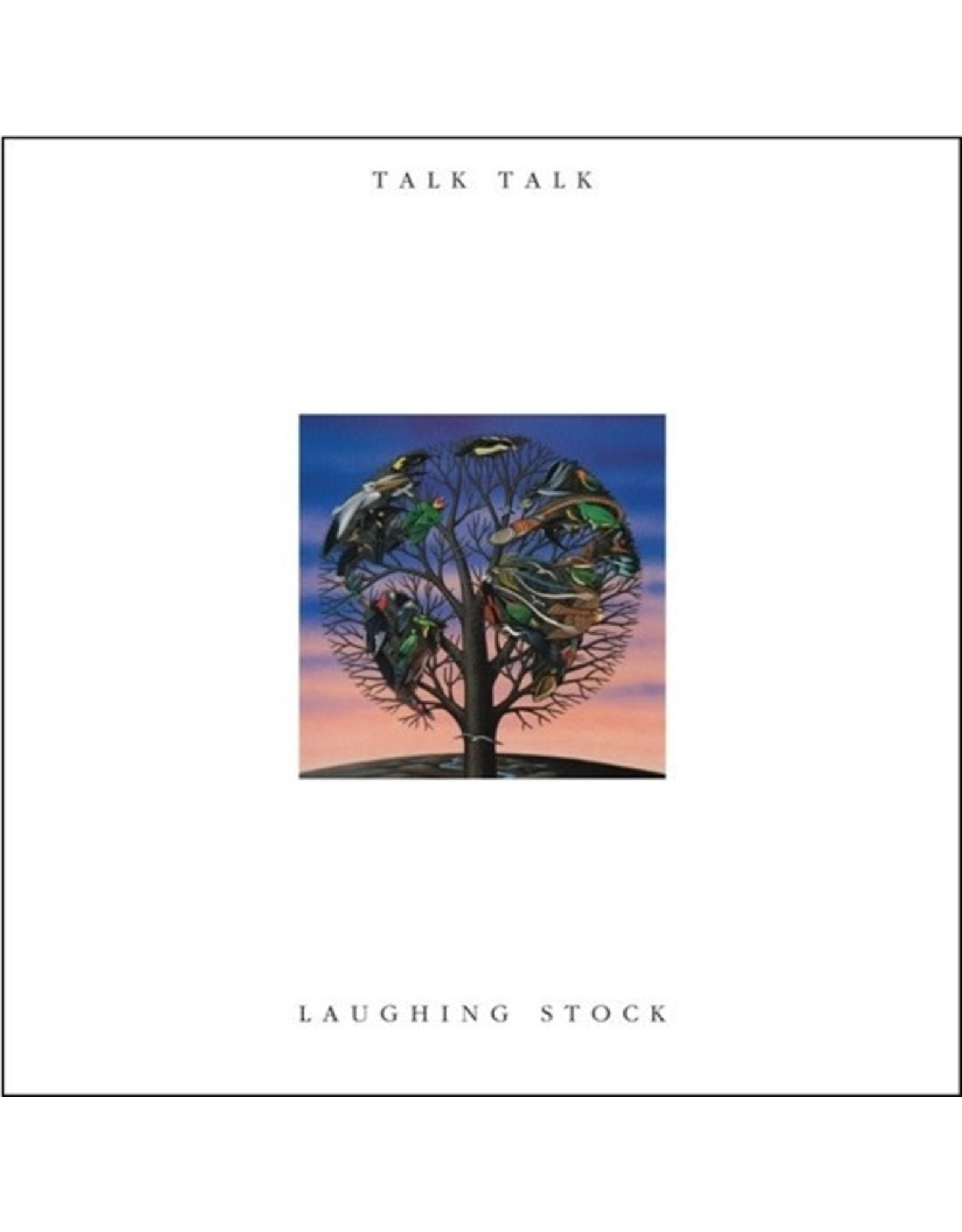 Talk Talk: Laughing Stock LP