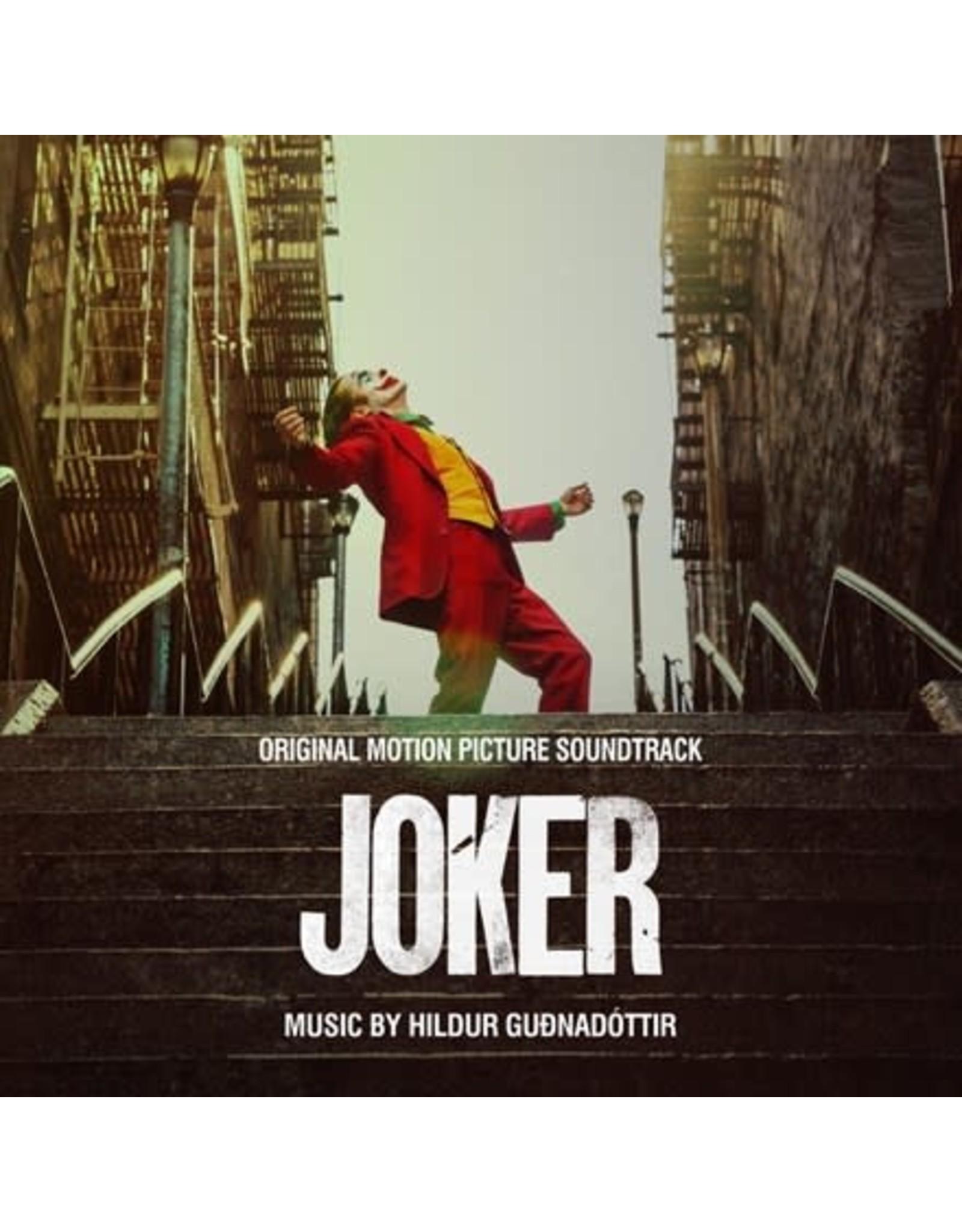 Water Tower Gudnadottir, Hildur: Joker OST LP