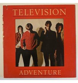 USED: Television: Adventure LP