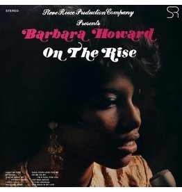 Colemine Howard, Barbara: On The Rise LP