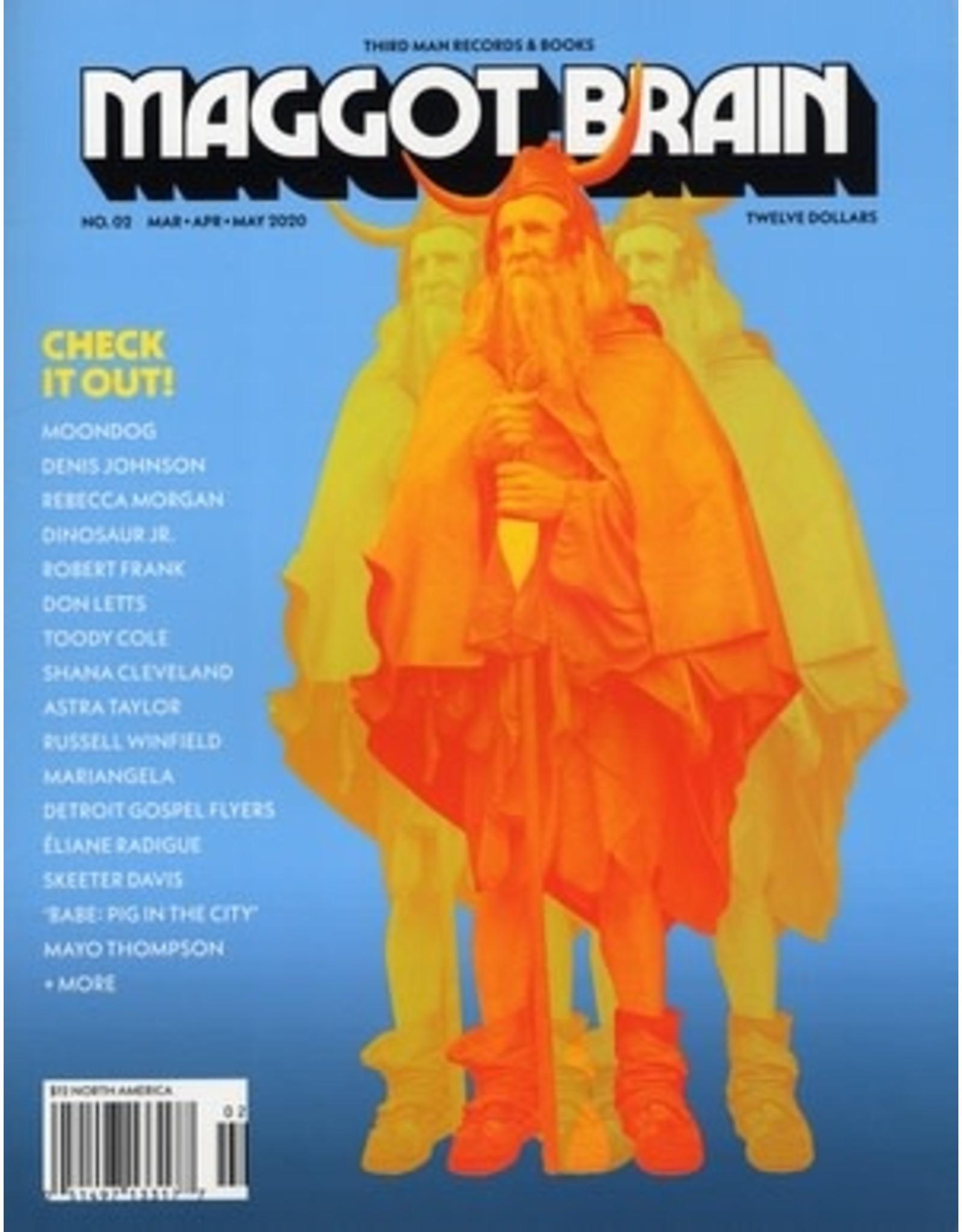 Maggot Brain (No. 02) Moondog cover (Mar/Apr/May 2020)