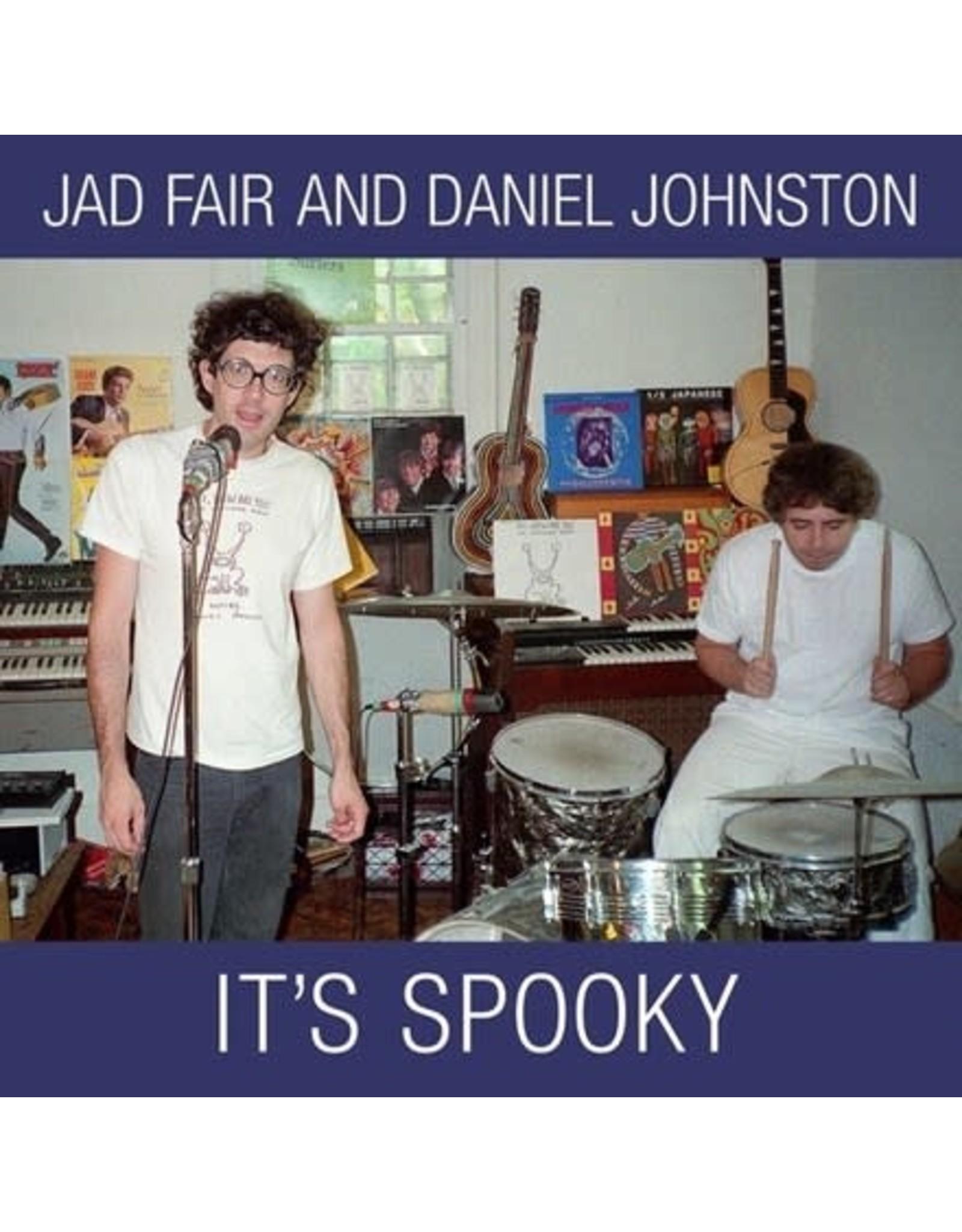 Joyful Noise Fair, Jad & Daniel Johnston: It's Spooky (2LP+7-inch-Casper white vinyl) LP