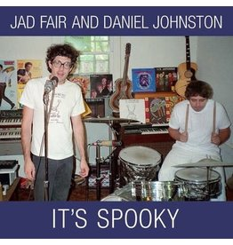 Joyful Noise Fair, Jad & Daniel Johnston: It's Spooky (2LP+7-inch-Casper white vinyl) LP