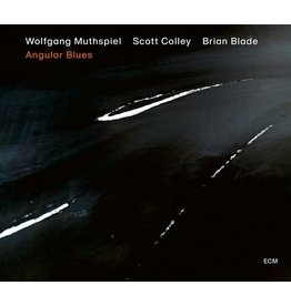 ECM Muthspiel, Wolfgang/Scott Colley/Brian Blade: Angular Blues LP