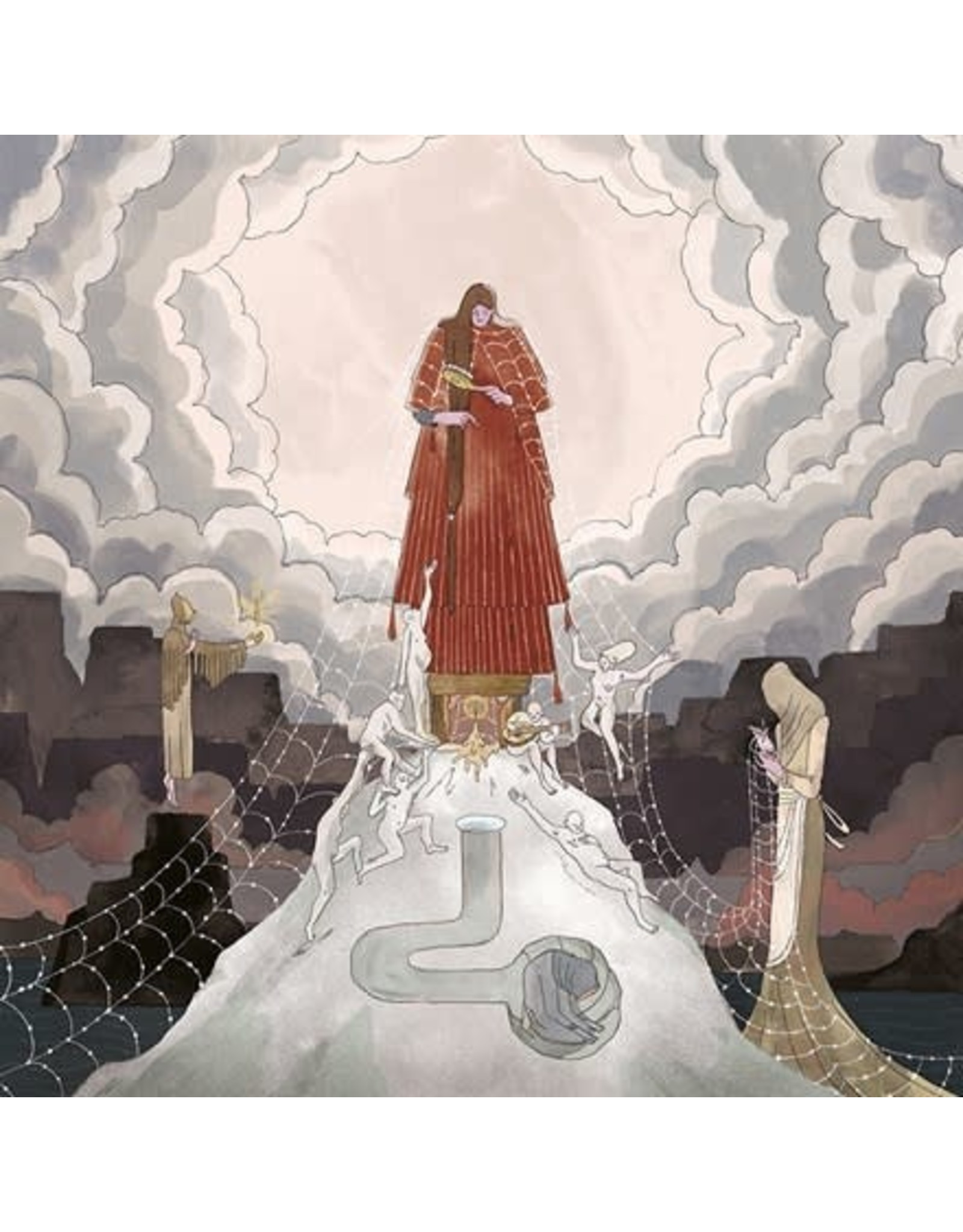 Crystal Math Purity Ring: Womb LP