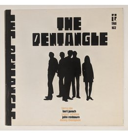 USED: The Pentangle: s/t LP