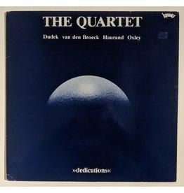USED: Dudek/Van Den Broek/Haurand/Oxley: Dedications LP
