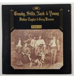 USED: Crosby, Stills, Nash & Young: Deja Vu LP