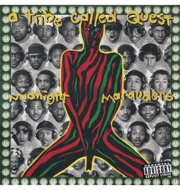 Jive A Tribe Called Quest: Midnight Marauders LP