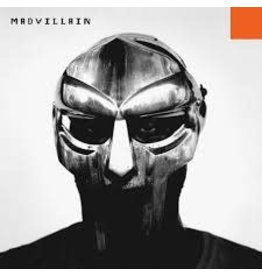 Stones Throw Madvillain: Madvillainy LP