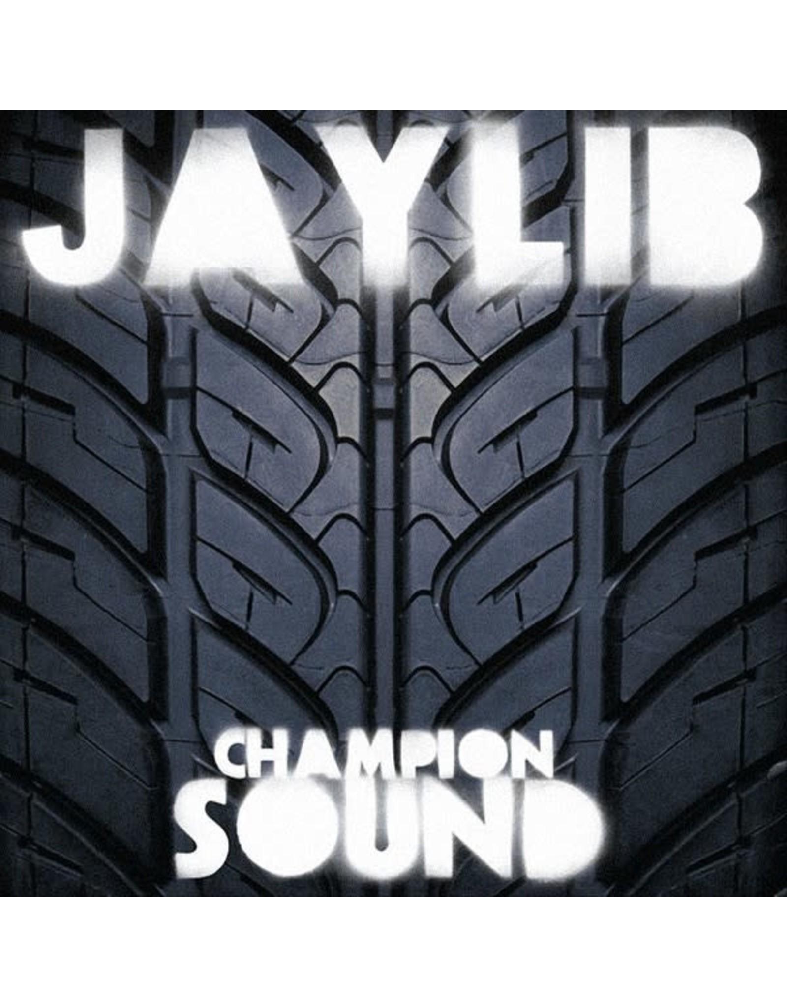 Stones Throw Jaylib: Champion Sound LP