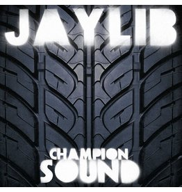 Stones Throw Jaylib: Champion Sound LP