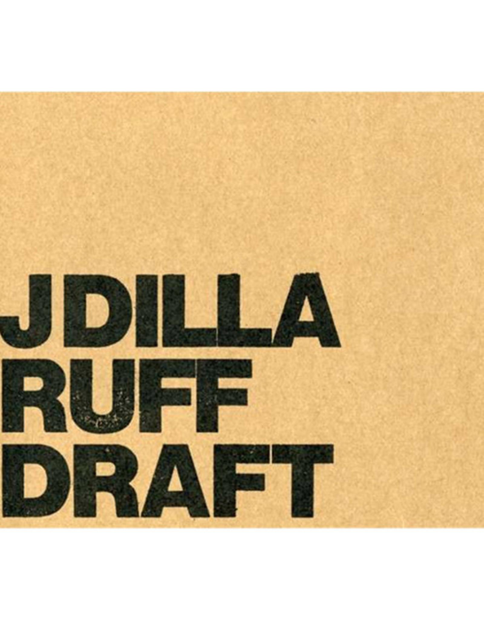 Stones Throw J Dilla: Ruff Draft LP