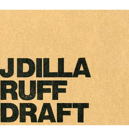Stones Throw J Dilla: Ruff Draft LP