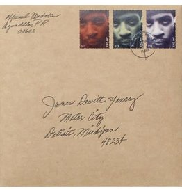 Nature Sounds J Dilla: Motor City LP