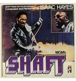 USED: Isaac Hayes: Shaft LP