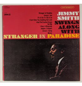 USED: Jimmy Smith: Swings Along With Stranger In Paradise LP
