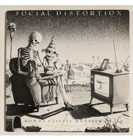 USED: Social Distortion: Mommy's Little Monster LP