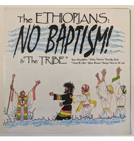 USED: Ethiopians & The Tribe: No Baptism! LP