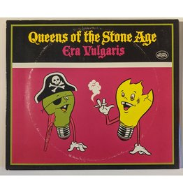 USED: Queens of the Stone Age: Era Vulgaris 3x10""