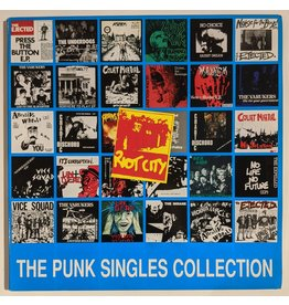 USED: Various: Riot City Punk Singles Collection LP