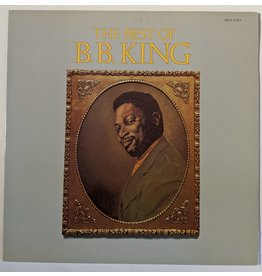 USED: BB King: Best of LP