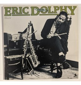 USED: Eric Dolphy: Status LP