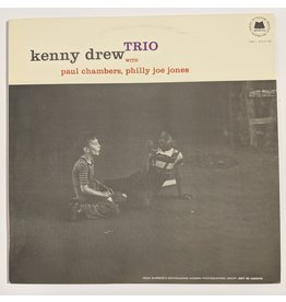 USED: Kenny Drew Trio: with Paul Chambers & Philly Joe Jones LP