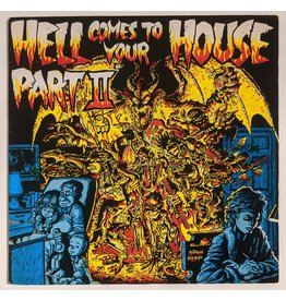 USED: Various: Hell Comes to Your House Part II LP