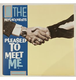 USED: Replacements: Pleased to Meet Me LP