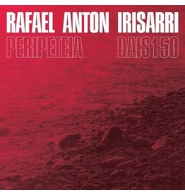 Dais Irisarri, Rafael Anton: Peripeteia (clear and black smoke coloured vinyl) LP