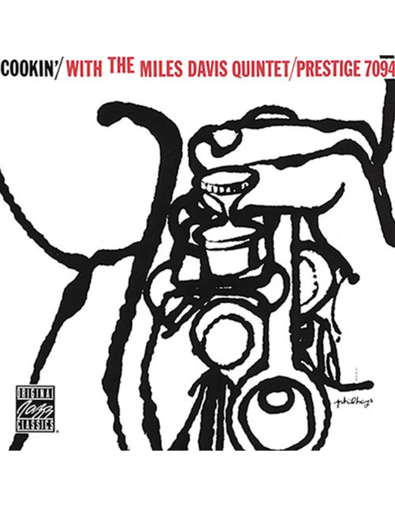 Original Jazz Classics Davis, Miles: Cookin' With The M.Davis Q LP