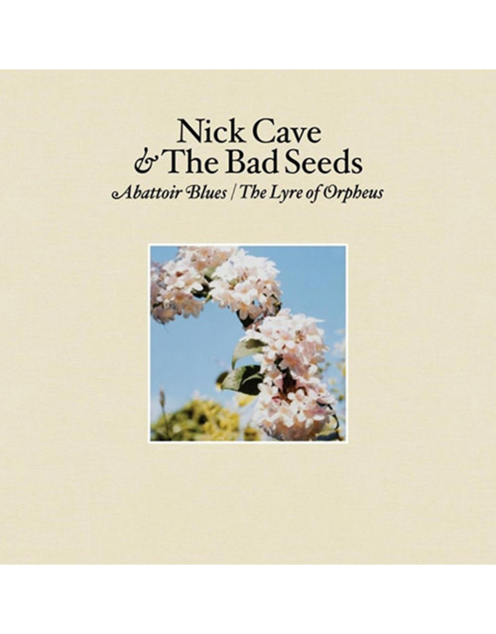 Mute Cave, Nick & The Bad Seeds: Abattoir Blues LP