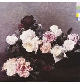 Rhino New Order: Power; Corruption & Lies LP