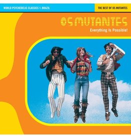 Luaka Bop Os Mutantes: Everything is Possible LP