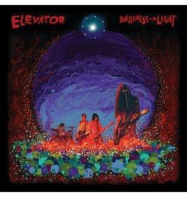 Blue Fog Elevator: Darkness-Light (colour vinyl) LP