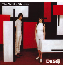Third Man White Stripes: De Stijl LP