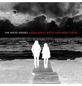 Third Man White Stripes: Under Great White Northern Lights LP