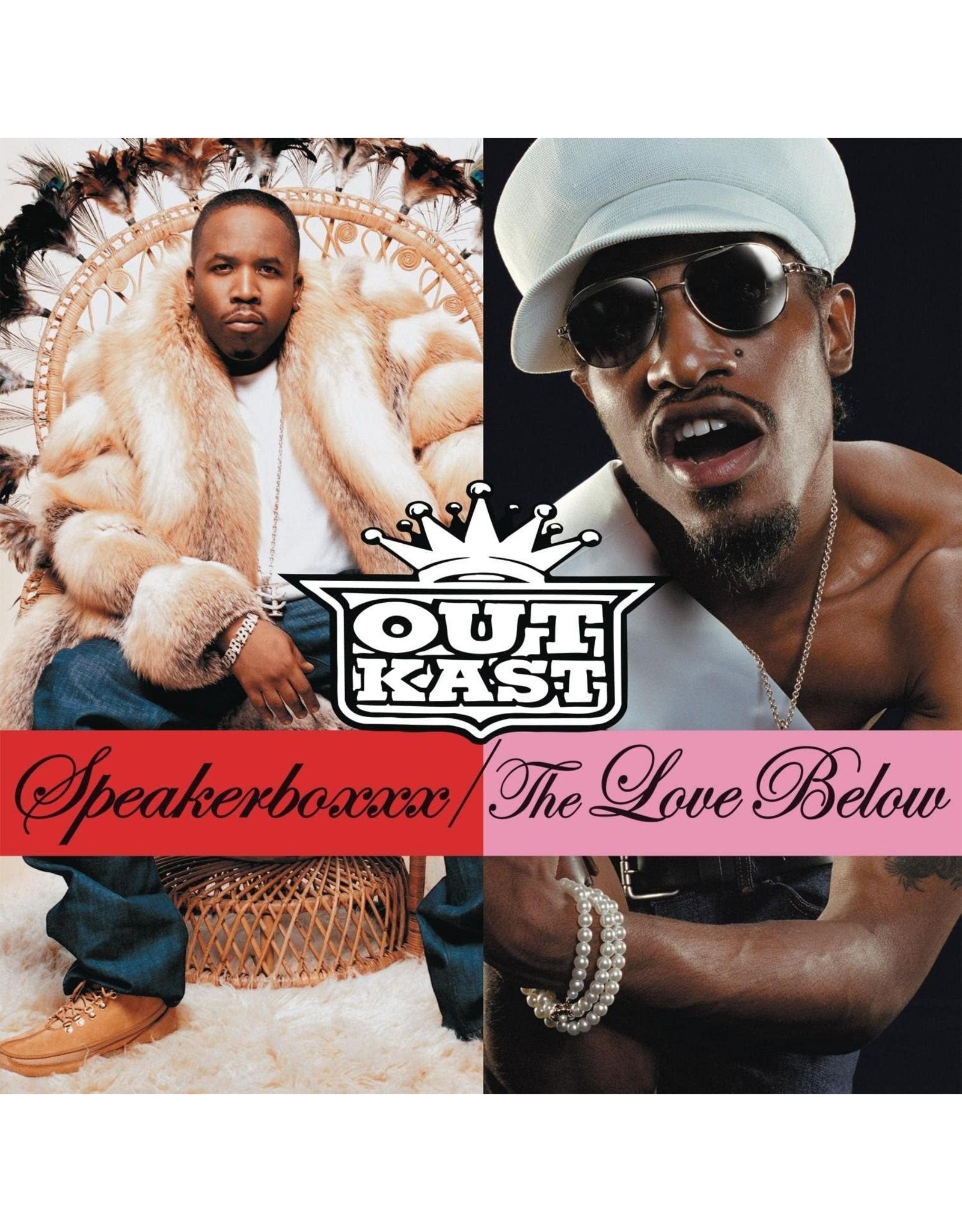 Arista Outkast: Speakerboxxx/The Love Below LP