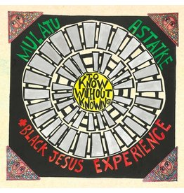 Agogo Astatke, Mulatu & Black Jesus Experience: To Know Without Knowing LP