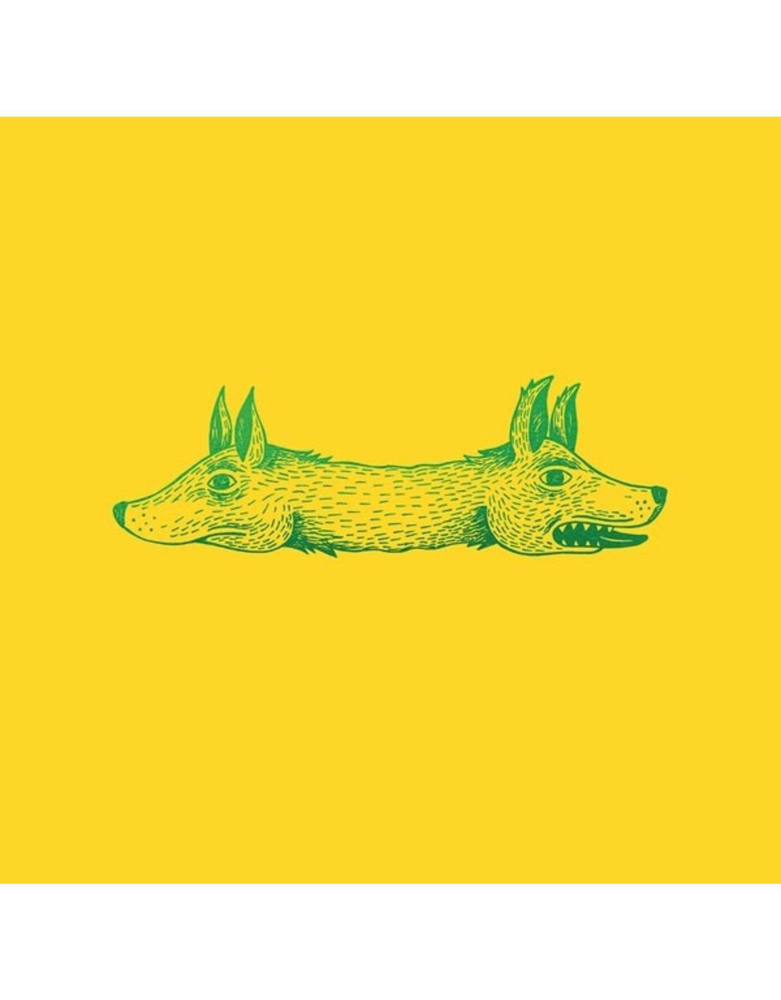 Akuphone Dwarfs Of East Agouza: Green Dogs of Dahshur LP