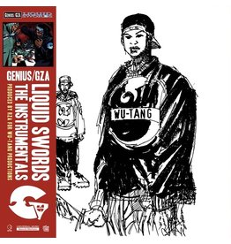 Get on Down GZA/Genius: Liquid Swords Instrumentals LP