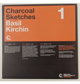 USED: Basil Kirchin: Charcoal Sketches/States of Mind LP