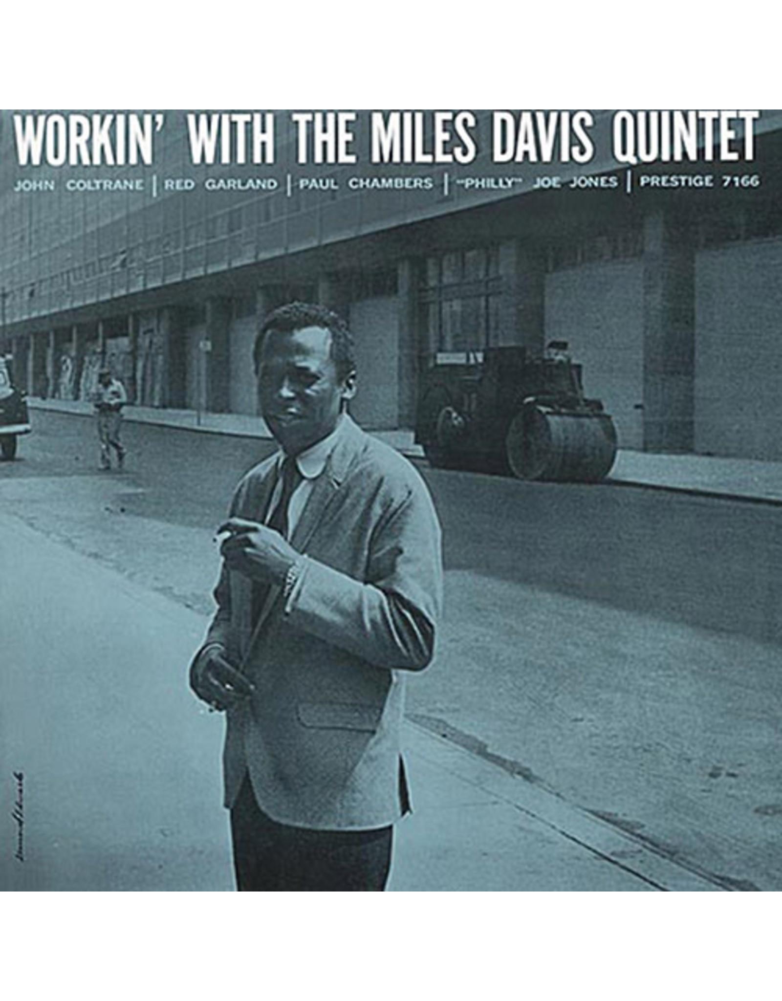 Original Jazz Classics Davis, Miles: Workin' LP